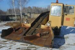 Снегопогрузчик КО-206 мтз