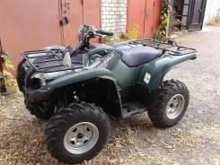 Yamaha Grizzly 550, 2014