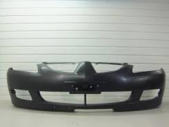 Автодеталь бампер передний  mitsubishi lancer 9 04-05