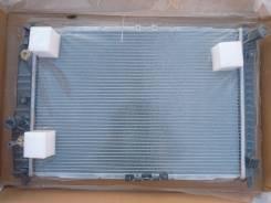 Радиатор охлаждения ДВС Chevrolet aveo 2003-2008