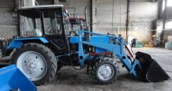 Погрузчик ПКУ-0,8 для тракторов МТЗ