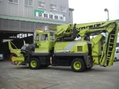 Продам снегоротор Nichijo HTR251L с конвеерной лентой Вес 18тонн 97год