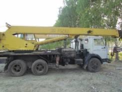 Куплю кран 16 тонник на базе Камаз в рабочем состоянии