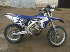 Yamaha WR, 2012