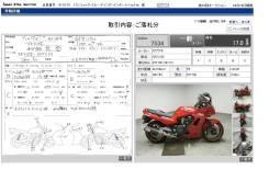 Kawasaki GPZ 1100, 1997