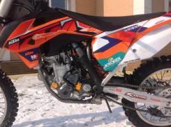 KTM 350 SX-F, 2014
