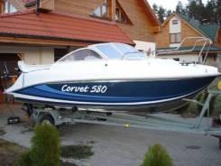 Отличный новый Corvet-580 доведенный до ума!
