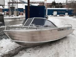 Продается недорого новая моторная лодка Quintrex 455 Coast Runner