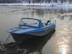 "Продам лодку казанка ""5М2"" с двигателем Tohatsu-50"