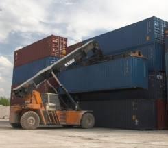 Продам контейнерный перегружатель