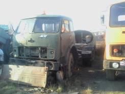 МАЗ 500 бензовоз на запчасти