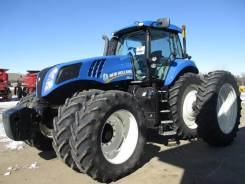 New Holland T8.330, 2014