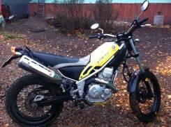 Yamaha Tricker, 2004