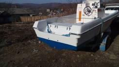 Tohatsu. 2001 год, длина 6,00м., двигатель подвесной, бензин