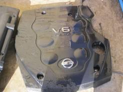 Декоративная крышка двс Nissan Skyline, V35