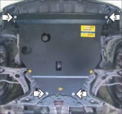 """Защита картера """"Шериф"""" Toyota Prius 20, сталь 2.5 мм"""