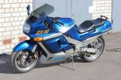 Kawasaki ZX-10, 1998