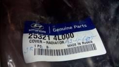 Hyundai/Kia солярис-рио кожух радиатора защитный левый новый