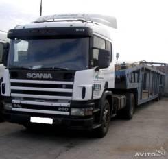 Тягачи Scania