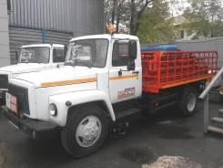 Автомобиль для перевозки баллонов с сжиженным газом