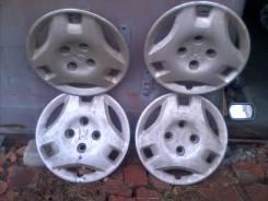 "Колпаки на колёса R15, 4х114,3 на Honda. Диаметр 15"", 1шт"