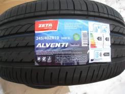 Zeta Alventi, 245/40/19