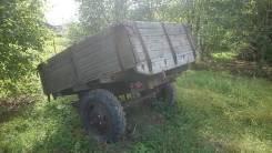 Прицеп бортовой грузоподьемностью до 2т для трактора