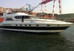 Моторная яхта Princess 65
