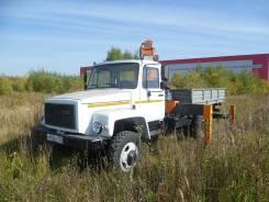 ГАЗ 3308, 2014