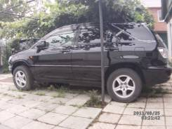 Toyota Harrier, 2001