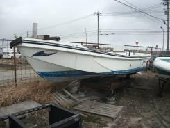 Продам рыболовную лодку Yanmar