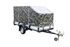 КМЗ 8284-51 Размер кузова 330х140 см !!!, 2015