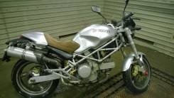 Ducati Monster 400ie, 2004