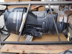 Новый лодочный мотор Yamaha F60fetl