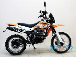 Мотоцикл кроссовый оранжевый RACER RC150-GY ENDURO, 2016