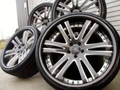 """Ковка Forged 22 дюйма для Lexus LS и для BMW. 9.5/11.0x22"""" 5x120.00 ET30/25 ЦО 72,0мм. Под заказ"""