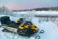 BRP Ski-Doo Skandic WT 550 F, 2012