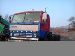 КамАЗ 5410, 1985