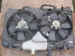 Радиатор охлаждения двигателя. Mazda Atenza Mazda Mazda6