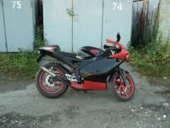 Aprilia RS50 мотоцикл с мотором 50 куб.см., 2005