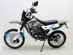 Мотоцикл кроссовый оливковый RACER RC150-GY ENDURO, 2014