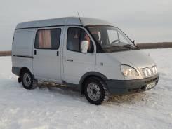 Газ 2752 - Соболь, фургон,2004 г. в., двигатель 406. 6 мест. Молчаново