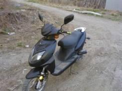 продам отличный скутер HN50QT-8, 2011