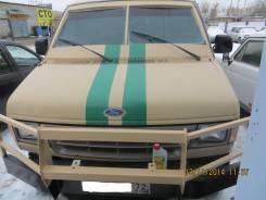Многоцелевой бронированный автомобиль «Сентри» со стандартным уровнем