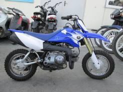 Yamaha TT-R 50, 2011