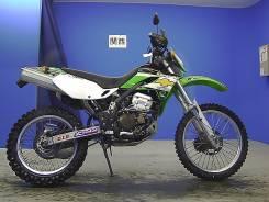 Kawasaki KLE 250, 2005