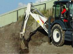 Траншеи колодезные ямы услуги аренда спецтехники гидромолот бетонолом