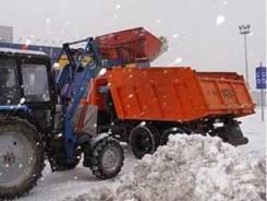 Самосвал Камаз вывоз снега