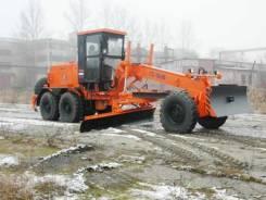 Грейдер уборка снега