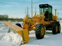 Грейдер Шантуй уборка снега